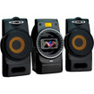 RCA - CD Music System for iPhone® and iPod - Black