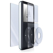 eForCity - 4 Pieces Kit Screen Protector for iPod classic 120GB / 160GB / 80GB