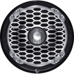"Rockford Fosgate - 8"" 2-Way Full-Range Marine M2 Series Speakers - Black"