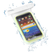 GreatShield - Waterproof Dust/Dirt/Snow Resistant Case for Smartphones, Digital Camera, GPS & Other Small Devices - White