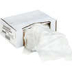 Universal - High-Density Shredder Bags, 15W x 11D x 30H, 100 Bags/Carton, - Clear - Clear