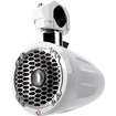 "Rockford Fosgate - 6.5"" Wakeboard Tower Speaker - White"