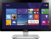 "Lenovo - 27"" Touch-Screen All-In-One Computer - 6GB Memory - 1TB Hard Drive - Silver - Silver"