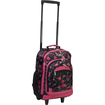 Everest - Carrying Case (Backpack) for Accessories - Magenta/Plum Bubbles