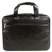 """Dr. Koffer - Carrying Case (Briefcase) for 16.4"""" Notebook - Black"""