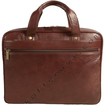 """Dr. Koffer - Carrying Case (Roller) for 16.4"""" Notebook - Brown"""