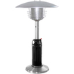 AZ Patio Heaters - AZ Patio Heater Portable Black and Tabletop Heater - Black, Stainless Steel - Black, Stainless Steel