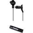 SOL REPUBLIC - Amps HD In-Ear Headphones Plus a JuiceBar Power Tube Solar Charger