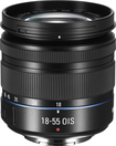 Samsung - i-Function 20mm f/2.8 Wide-Angle Pancake Lens for Most Samsung Cameras with an NX Mount - Black