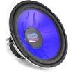 Pyle - Wave Woofer - 1400 W PMPO - 1 Pack - Blue