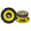 Pyle - Woofer - 200 W PMPO - 1 Pack - Yellow