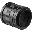 eForCity - Macro Extension Tube Set Compatible With Canon (3 Tubes & 2 Adapters)