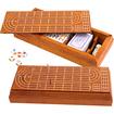 Sunnywood - Wood Cribbage Domino Set
