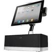 iLuv - The ArtStation Pro Hi-Fi Speaker Dock For iPad® - Black
