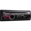 Clarion - Car CD/MP3 Player - 72 W RMS - Single DIN - LCD Display - CD-RW - CD-DA, WMA, MP3