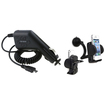 Insten - Car DC Charger & Mount Holder Bundle for Samsung Galaxy® S3 S4 S2