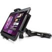 USA Gear - TabGRAB Tablet Car Headrest Mount with Reinforced No-Slip Design for 10-inch Tablets