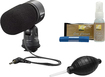 Nikon - Bundle ME-1 Stereo Microphone for D4, D600, D800, D7000, D3200, D5100, D5200, 1 V1, V2