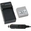 eForCity - Li-ion Battery and Compact Battery Charger Set Bundle for Samsung IA - BP85ST