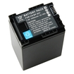 eForCity - Compatible Decoded Li-ion Battery Compatible With Canon BP-827