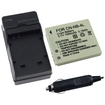 eForCity - BATTERY and CHARGER Bundle for CANON POWERSHOT SD600 SD750 SD630