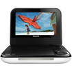 Philips - Portable DVD Player - 7 Display