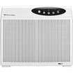 3M - Office Air Cleaner With Filter - Black, Silver