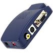AGPtek - USB PC MAC VGA to TV AV Composite RCA S-Video Audio Converter Box Cable