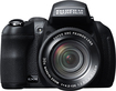 Fujifilm - FinePix HS30EXR 16.0-Megapixel Digital Camera - Black