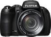 Fujifilm - FinePix HS25EXR 16.0-Megapixel Digital Camera - Black