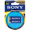Sony - Stamina Platinum AA Size General Purpose Battery