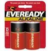 Eveready - Size D Alkaline General Purpose Battery