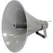 PyleHome - 100 W RMS Indoor/Outdoor Speaker - 1 Pack - Gray