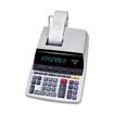 Sharp - EL2630PIII Microban Print Display Calculator 12 Digit 2 Color Heavy Duty - White