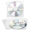 Innovera - Self-Adhesive CD/DVD Sleeve - Clear