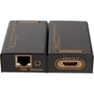 AGPtek - HDMI to Cat5e/Cat6e CAT5e CAT6e Lan Extender Cable 1080P Up to 60M with 3D