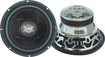 Lanzar - Vibe Woofer - 800 W RMS - 1600 W PMPO - 1 Pack - Black
