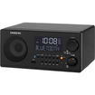Sangean - FM-RBDS / AM / USB / Bluetooth Digital Receiver - Black - Black