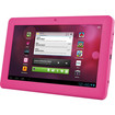 "Ematic - 7"" Pro Google Android 4.0 Capacitive Multi-Touch Tablet 4GB w/WiFi - Pink"