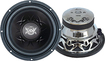 Lanzar - Vibe Woofer - 600 W RMS - 1200 W PMPO - 1 Pack - Black