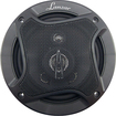 Lanzar - Max 3-way 70 W Automobile Speaker - Pack of 1 - Glossy Black