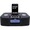 Naxa - NI-3103 Digital Alarm Clock Radio with Dock for iPod® - Black