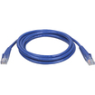 Tripp Lite - 14-ft. Category 5e Snagless Patch Cable - N001-014-BL - Blue