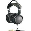 JVC - Headphones Harx900 Full-Size Headphones - Black