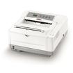 Oki - B4000 LED Printer - Monochrome - 1200 x 600 dpi Print - Plain Paper Print - Desktop - Black