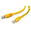 Startech - 10 ft Cat5e UTP Patch Cable - Yellow