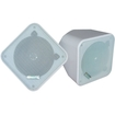 PyleHome - 150 W RMS Speaker - 2-way - 2 Pack - White