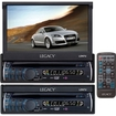 "Legacy Car Audio - 7"" Touchscreen DVD/CD USB /Sd & Aux Car Audio Player"