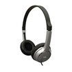 Cyber Acoustics - Stereo Headphones for Kids - Silver