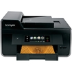 Lexmark - Inkjet Multifunction Printer - Color - Plain Paper Print - Desktop